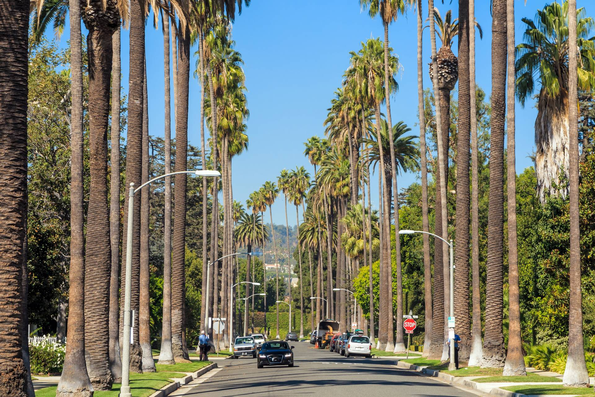 USA_Californië_Los_Angeles_Beverly_Hills