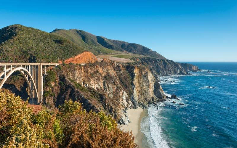 USA_Californië_State_Route_1_Big_Sur_Bixby_Bridge
