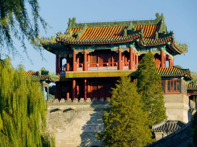 China_Beijing_Summer_Palace_Wencheng_Tower