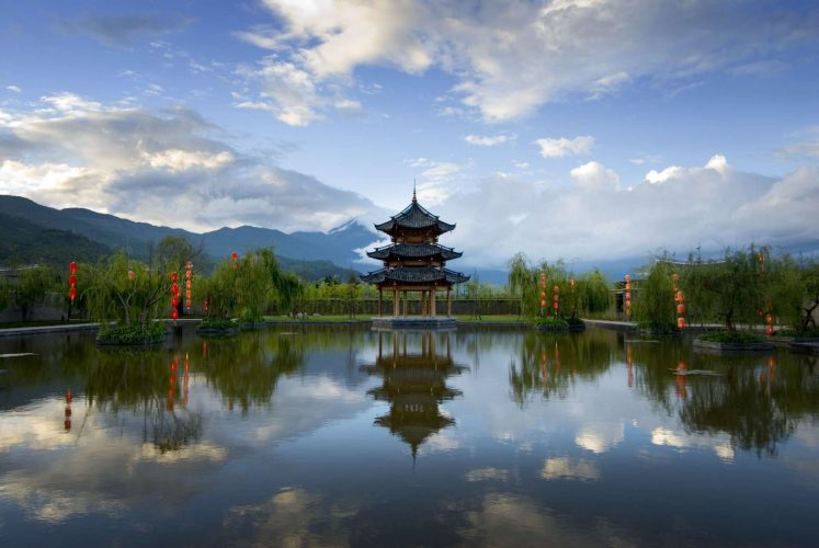 China_Lijiang_Banyan_Tree_Lijiang_pagode
