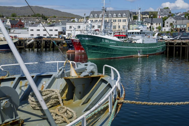 Ierland_Donegal_Killybegs_vissershaven