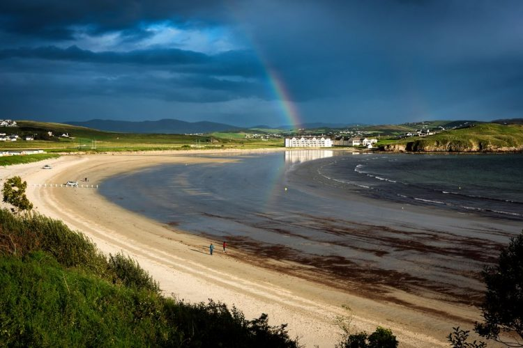 Ierland_Donegal_strand