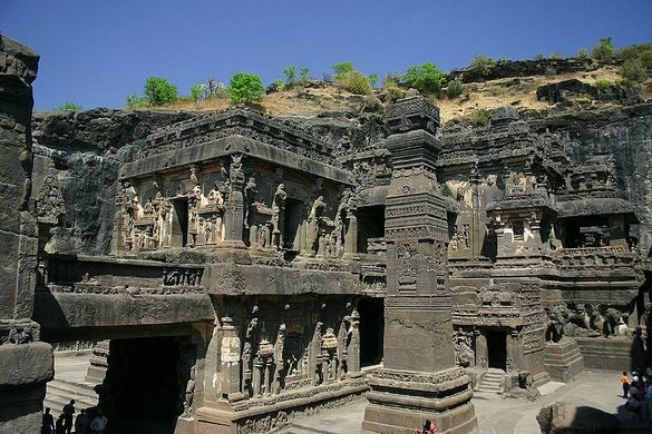 India_Ellora-Caves