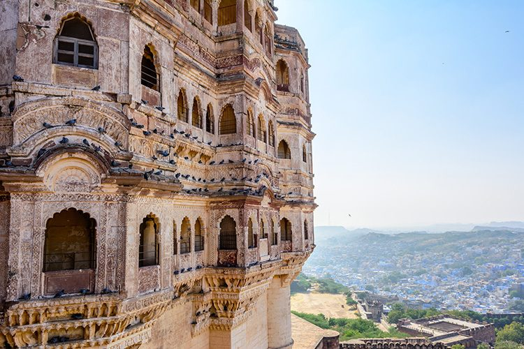 India_Rajasthan_Rajasthan_Jodhpur_blue-city_Mehrangarh-fort_cox&kings