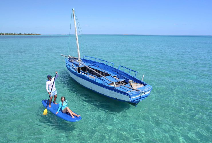 Mozambique_Bazaruto_Archipel_Benguerra_Island_Azura_Retreats_watersport_boot