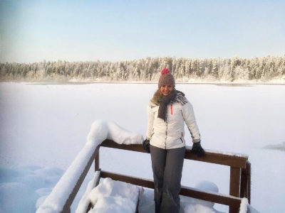 Finland_Lapland_Harriniva_Hotels_Safaris_Harriniva_rivier_uitzicht